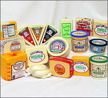 Many Cheese Products