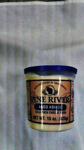Pine River Aged Asiago Spread