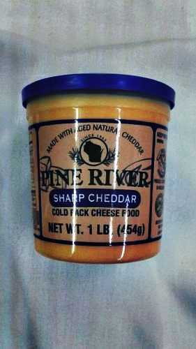 Pine River Sharp Cheddar Cheese Spread