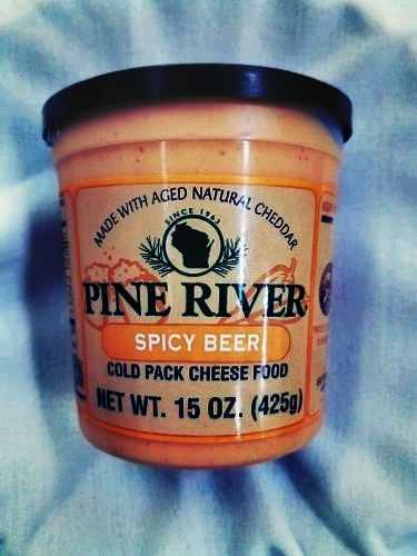 Pine River Spicy Beer Spread