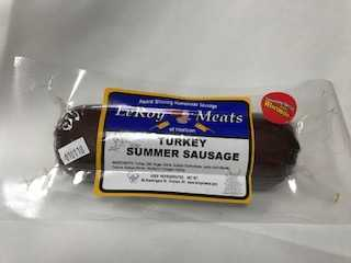 Leroy Turkey Summer Sausage 1 lb
